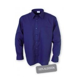 Camisa M/L con bolsillo